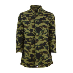 Bape Camo Long Coat