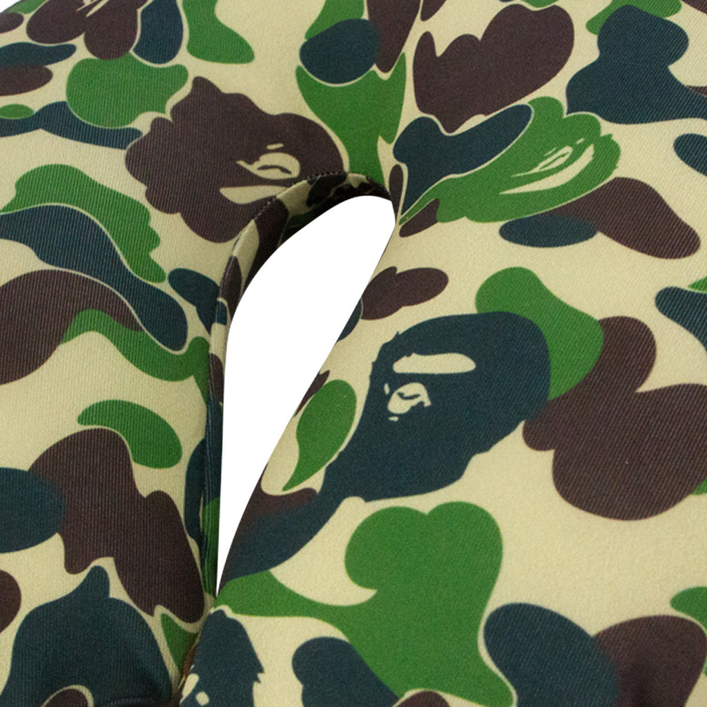 Bape Camo Neck Pillow