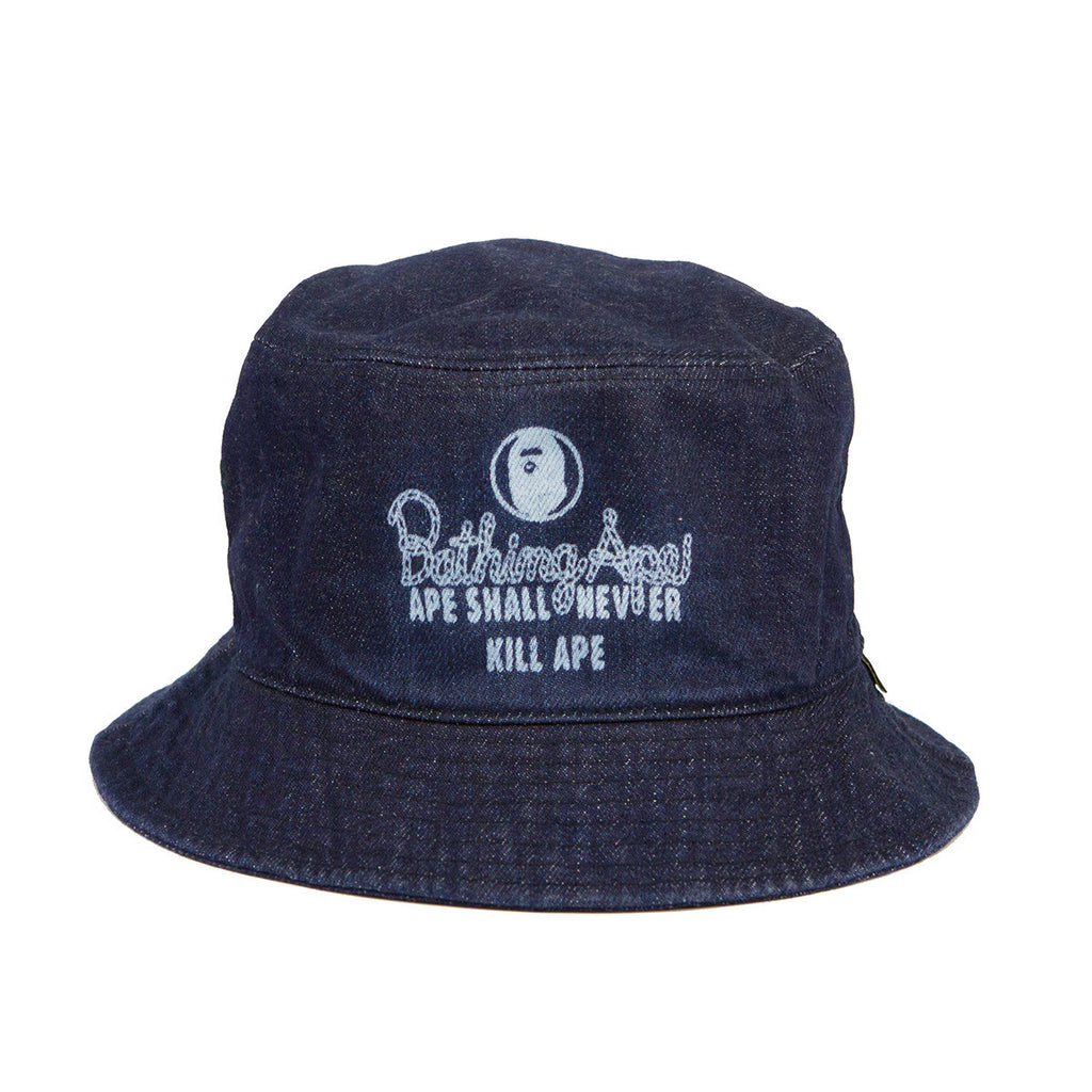 Bape Jeans Bucket Hat