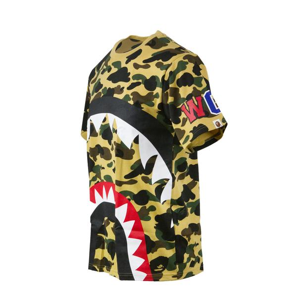 1st Camo Shark Mouth Tee