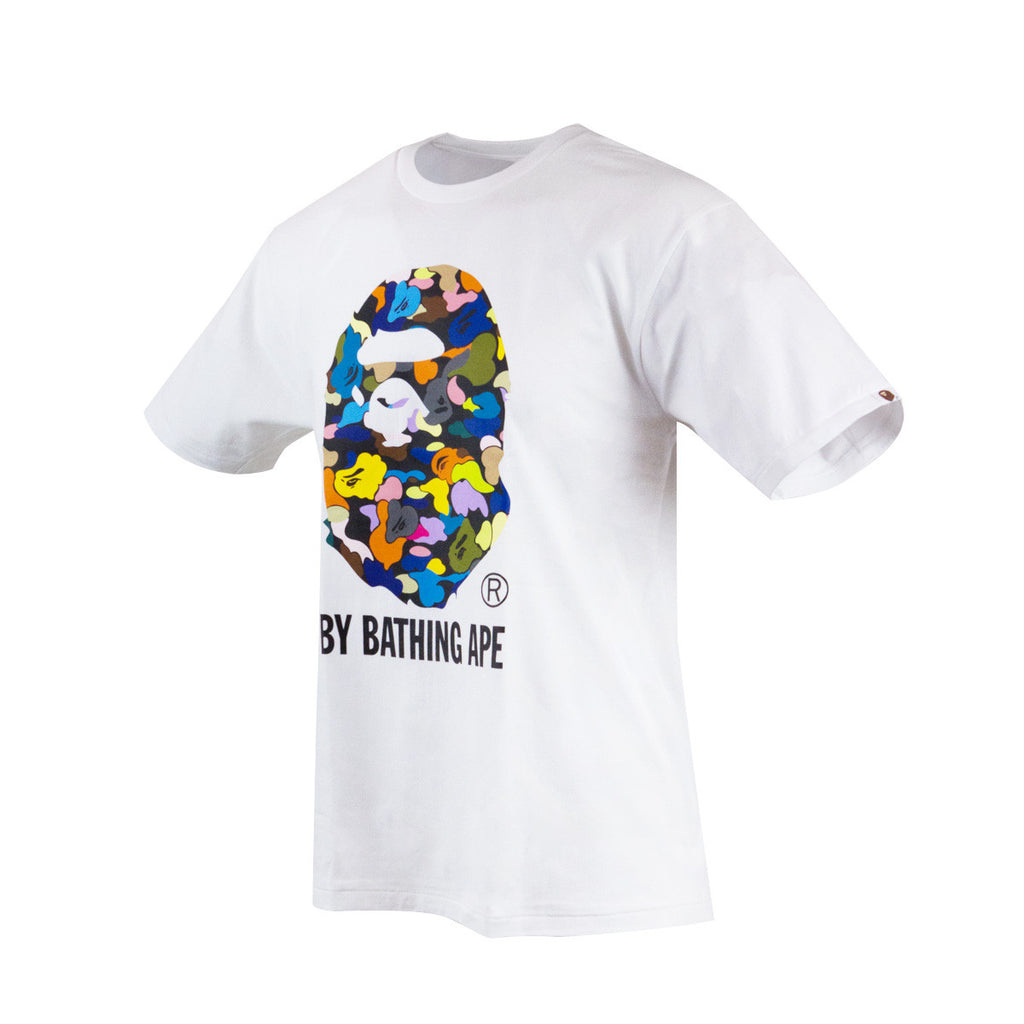 Multi Camo By Bathing Ape Tee