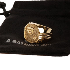 Bape Ape Head Ring