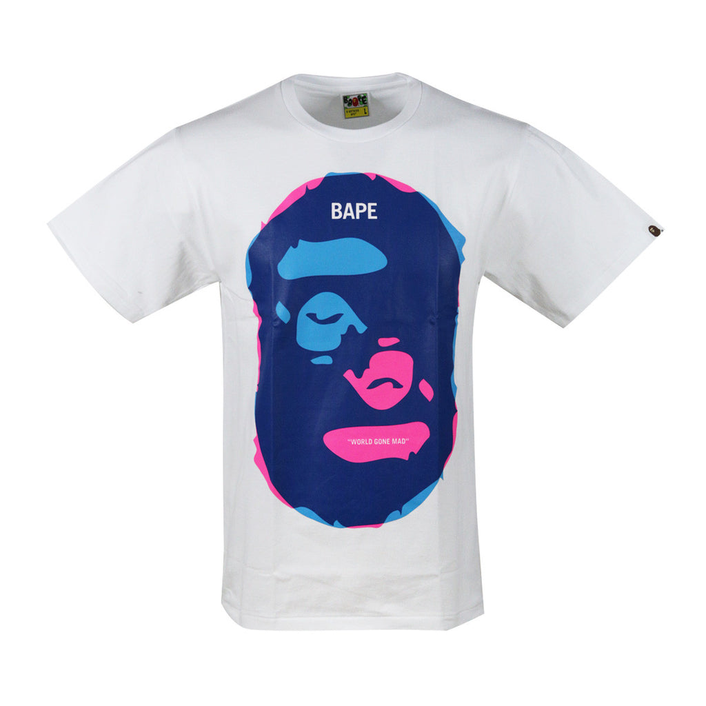 Mirror Ape Head Tee