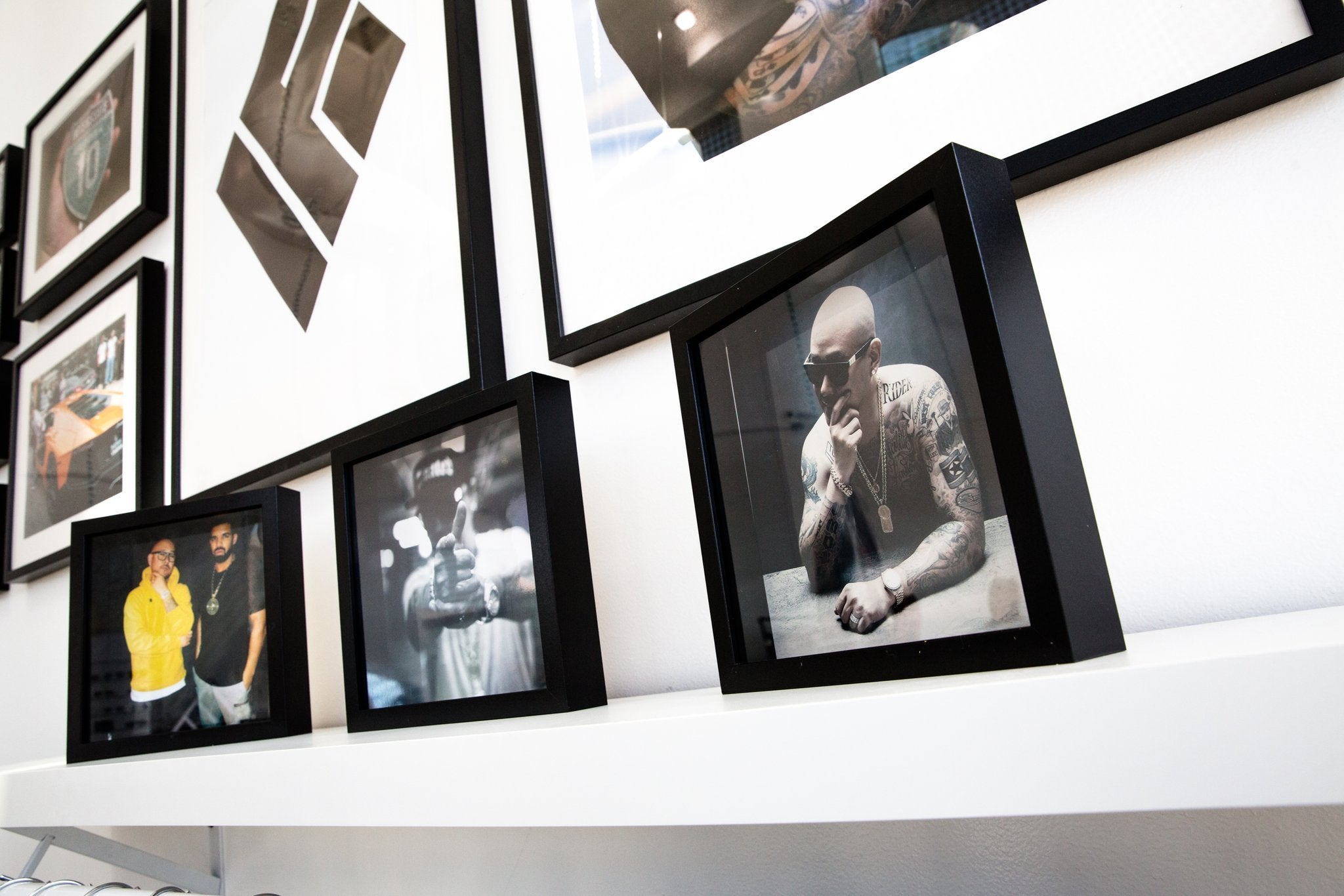 Ben Baller & IF & CO @ DOM Gallery