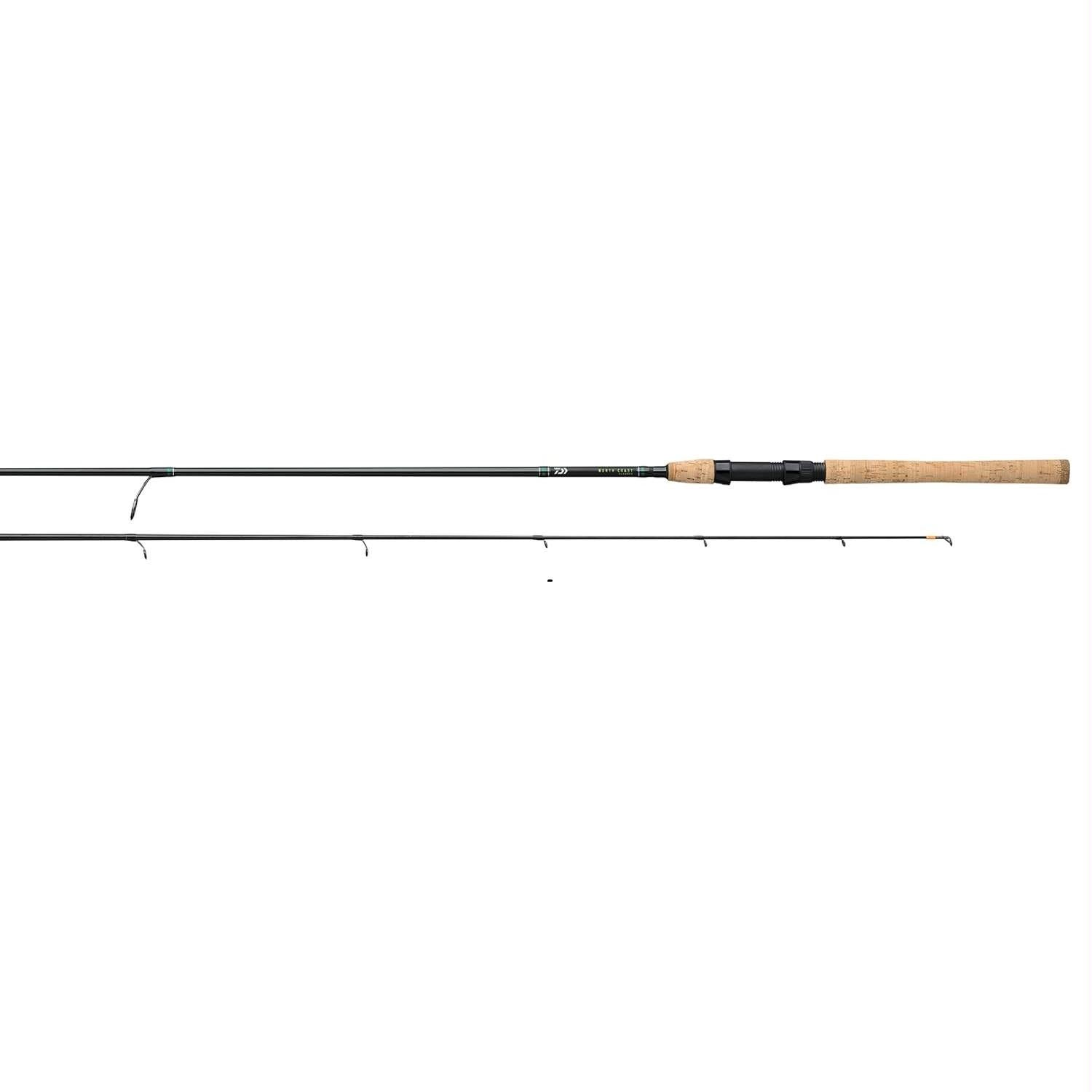 Daiwa North Coast SS Rod 2 Pieces Line Wt 8-17 NC962MHFS - Survival Camping Pro