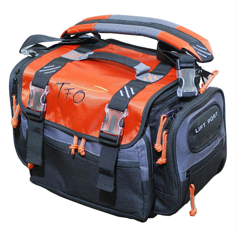 "TFO Carry All Fishing Bag-Medium Size 16"" x 9.5"" x 11"" - Survival Camping Pro"