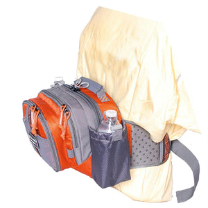 "TFO ""Hybrid"" Backpack-Chest Pack 13"" x 1"" x 1"" - Survival Camping Pro"