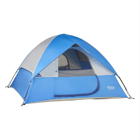 Wenzel Ridgeline 3 Person Tent - Blue - Survival Camping Pro