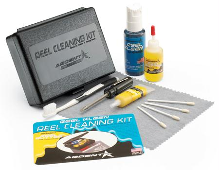 Ardent Reel Reel Cleaning Kit - Survival Camping Pro