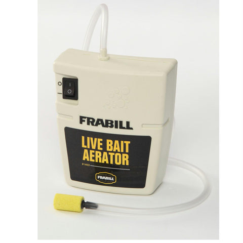 Frabill Quiet Portable Aeration System - Survival Camping Pro