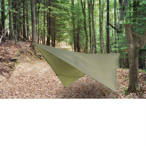 Snugpak All Weather Shelter in Olive - Survival Camping Pro