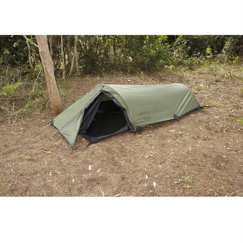 Snugpak Ionosphere One Person Tent Olive - Survival Camping Pro