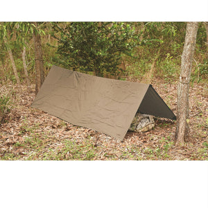 Snugpak Stasha Shelter Coyote Tan - Survival Camping Pro