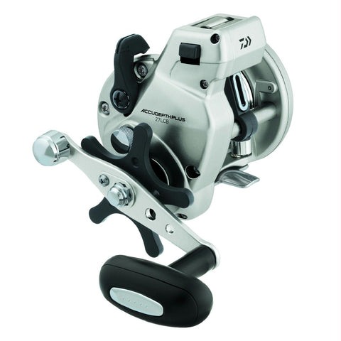 Daiwa Accudepth Plus B Line Counter Reel 6.1:1 Gear Ratio - Survival Camping Pro