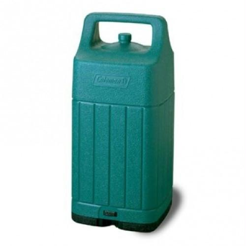 Coleman Propane Lantern Hard-Shell Carry Case Teal - Survival Camping Pro