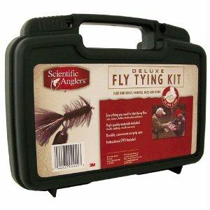 Scientific Anglers Deluxe Fly Tying Kit - Survival Camping Pro