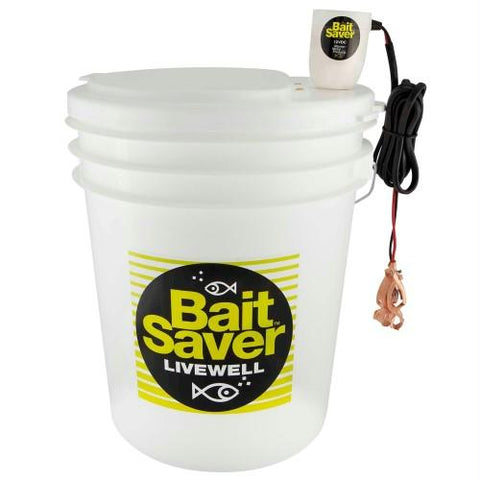 Marine Metal Individual 5 Gal Bait Saver Livewell - Survival Camping Pro