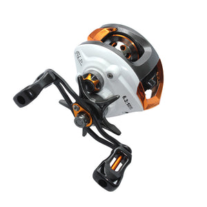 Lixada 12+1 Ball Bearings Right/Left Hand Baitcasting Reel Fishing Speed Reel Magnetic Brake System - Survival Camping Pro