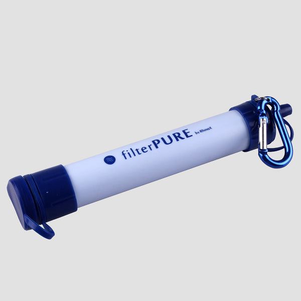 Filter Pure Outdoor Portable Water Purifying Filtering Device Emergency Protection Drinking Straw - Survival Camping Pro