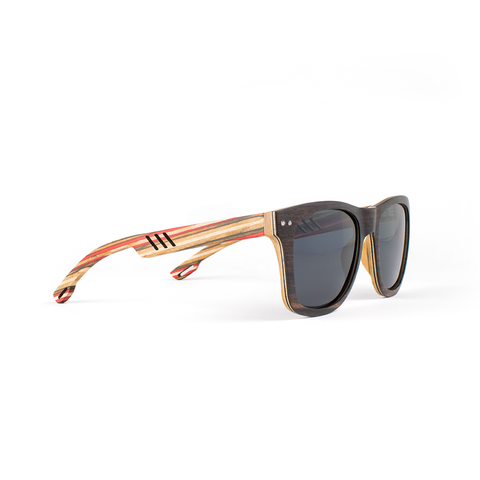 Classic All Wood Wayfarers