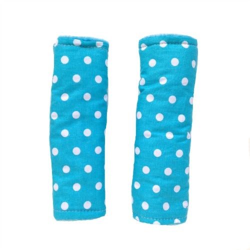 Aqua spots Reversible harness strap covers / shoulder pads