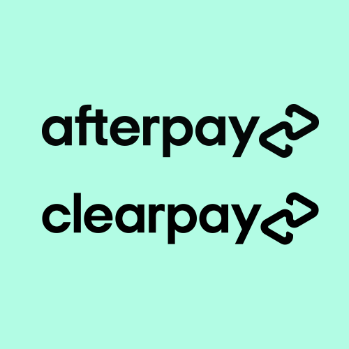 International AfterPay/ClearPay - Shop now, pay later!