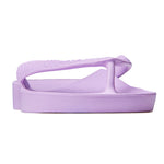 ARCH SUPPORT THONGS - LILAC