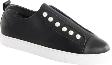 PEARL SHOE - BLACK
