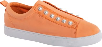 PEARL SHOE - ORANGE (CORAL)