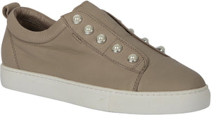 PEARL SHOE - LIGHT GREY