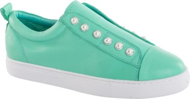 PEARL SHOE - TIFFANY BLUE