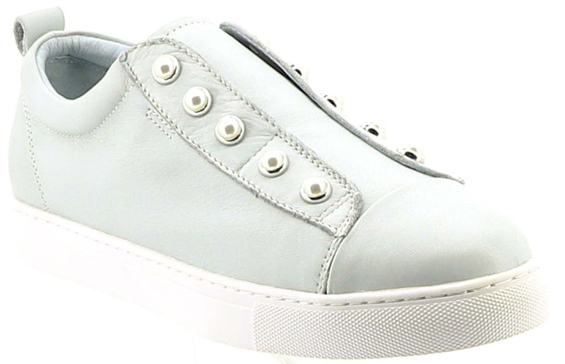 PEARL SHOE - LIGHT BLUE