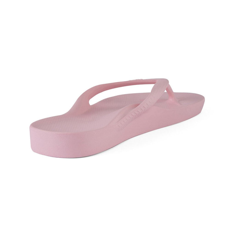 ARCH SUPPORT THONGS - PINK