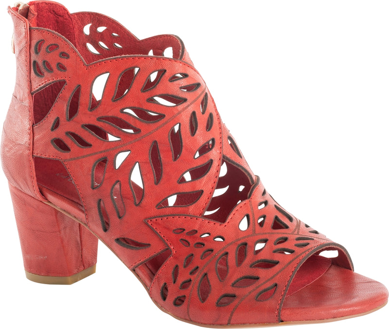 SICILY SHOE - RED