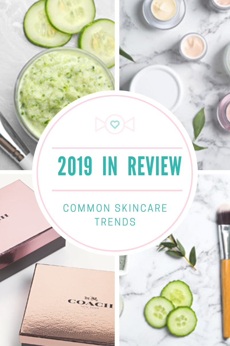 2019 In Review: The Hottest Beauty Trends That Hit The Market This Year