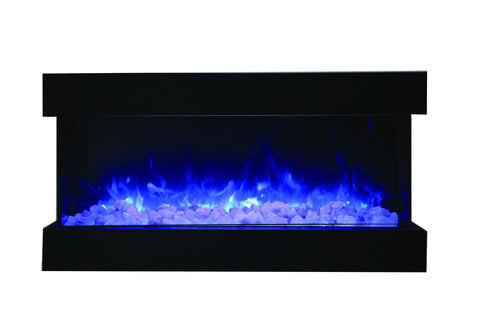 50-TRU-VIEW-XL – 3 Sided Electric Fireplace