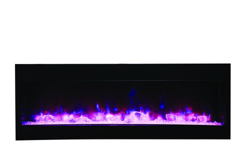 72-TRU-VIEW-XL – 3 Sided Electric Fireplace