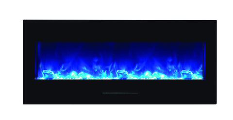 50″ Wall Mount / Flush Mount Electric Fireplace.