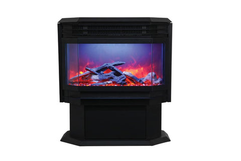 "26"" Free Stand Electric Fireplace"
