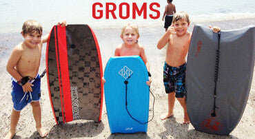 Get your grommet out in the water!