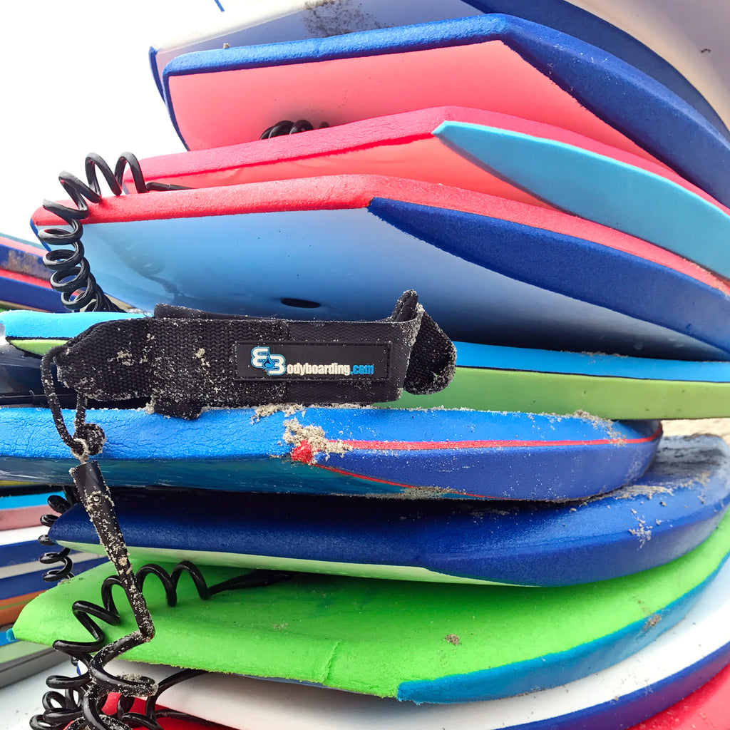 Bodyboard Rentals - Single Day