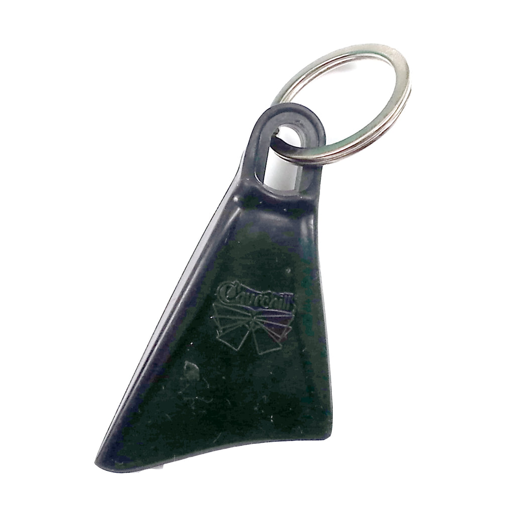 Churchill Makapuu Swimfins Key Chain - Black