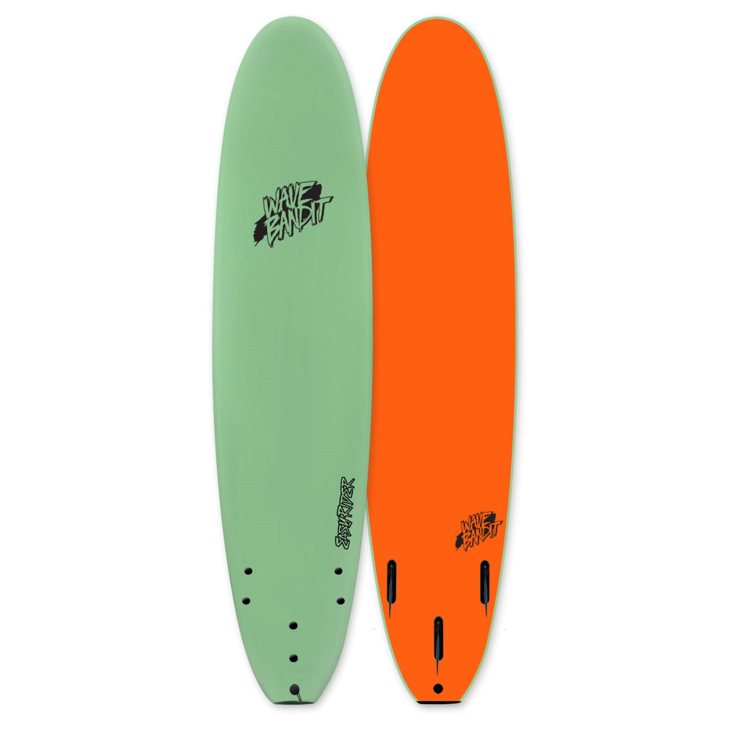 "Catch Surf Wave Bandit EZ Rider 8'0"" - Mint"