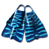 ssDaFin Zak Noyle Blue/Light Blue  Swimfins