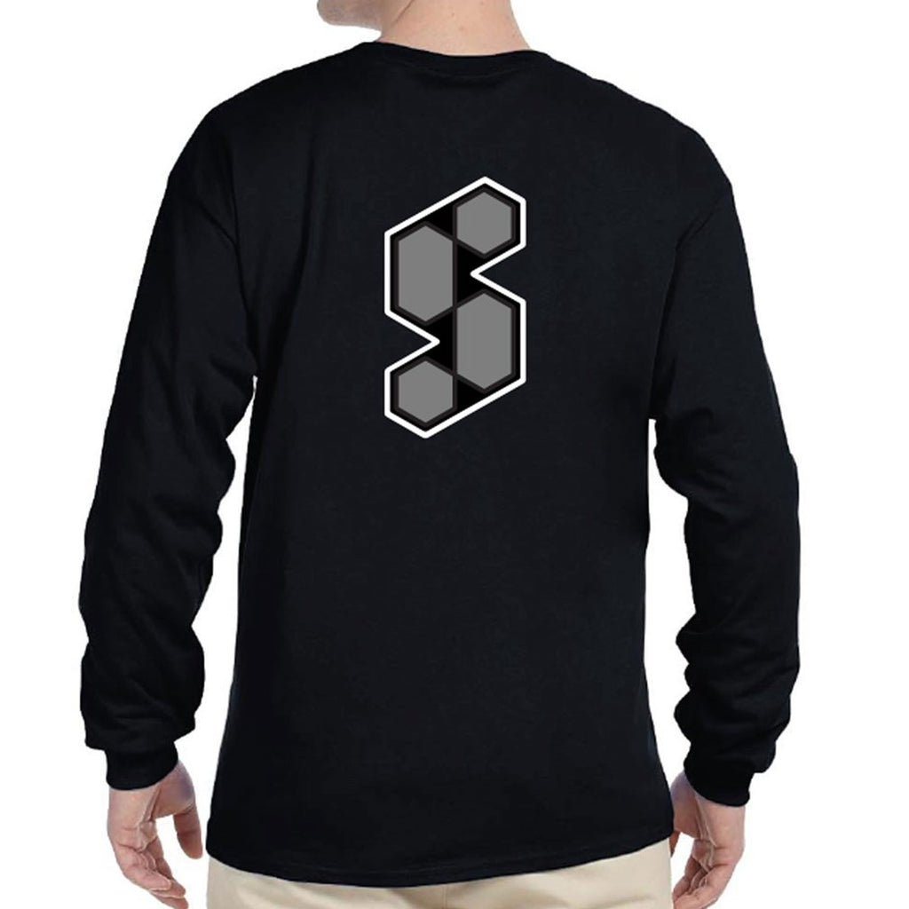 Tanner Mcdaniel Mike Stewart Science Long Sleeve Bodyboarding t-Shirt