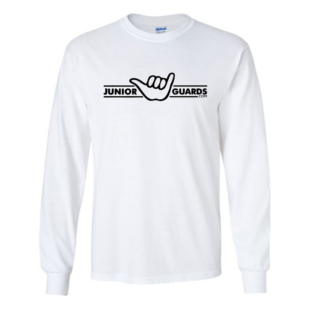 Junior Guards Shaka Long Sleeve T-Shirt Cotton/Polyester
