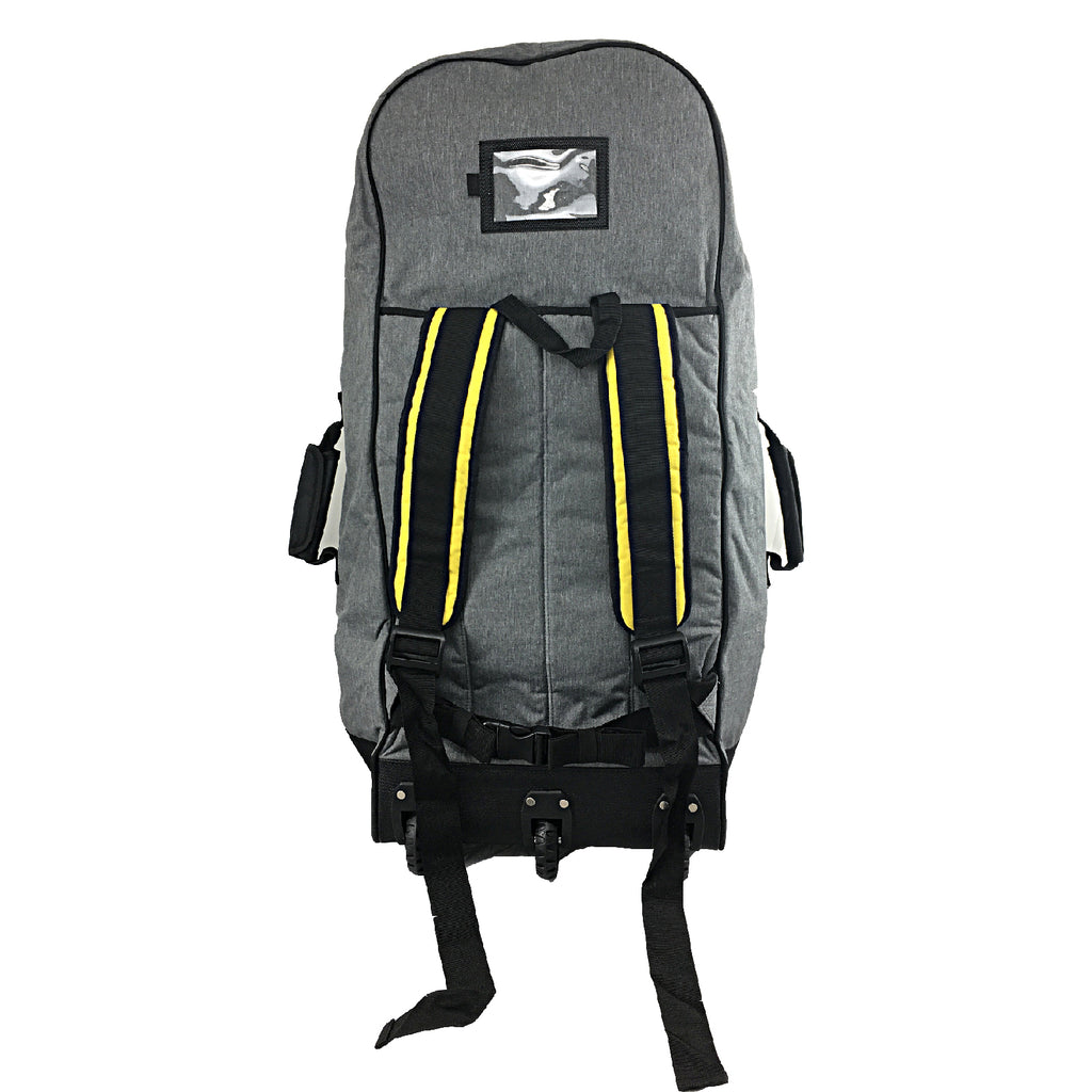 Fisher Boards Rolling Travel Bag