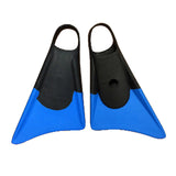 Churchill Makapuu Swimfins -Black/Blue - M