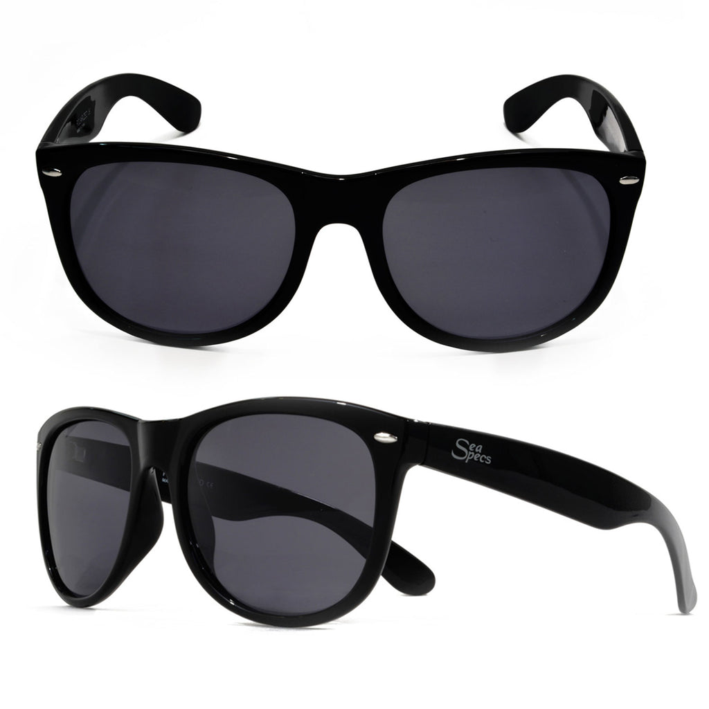 Seaspecs Sunglasses - Cruzer Large Black