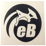 "sseBodyboarding.com 6"" Sticker"